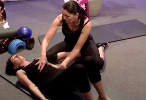 Základní cvičení pilátes