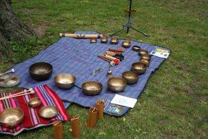 Muzikoterapie - Tibetské mísy