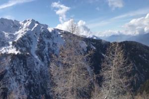 Zimní hory 1