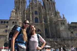 Pouť do Santiago de Compostela 2. díl - Španělsko