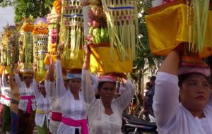 Ženy na Bali