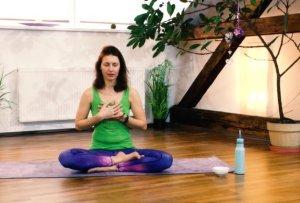 Naam jóga 3. lekce