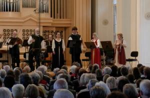Gratulační koncert Musica Bohemica