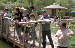 Děti v permakultuře