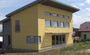Pasivní a nízkoenergetické domy