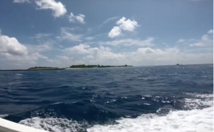 Maledivy 2018 - Krásné podmořské záběry